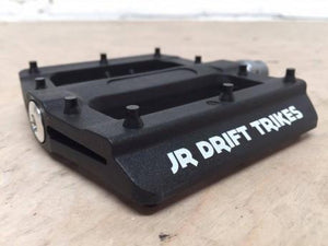JR DRIFT TRIKES PEDALS BLACK