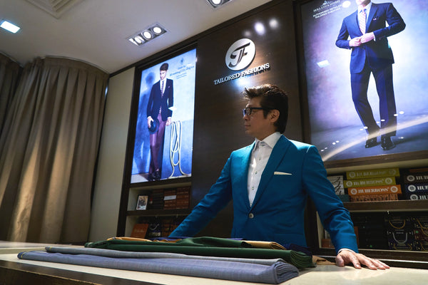 Tailored Fashions: The Hidden Gem Of Singapore's Bespoke Tailoring