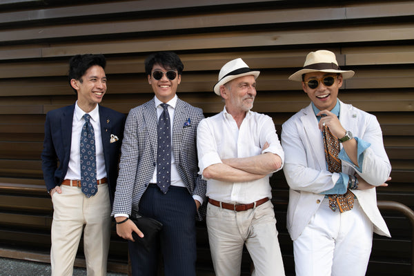 Pitti Uomo 96: Here We Go Again