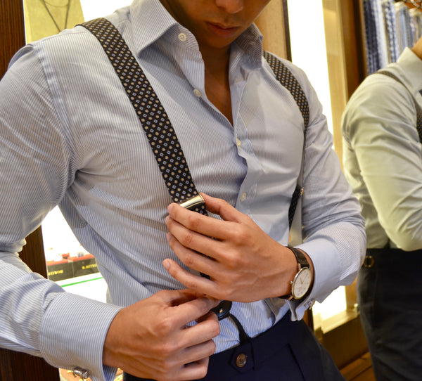 Let's Talk About: The Form and Functionality of Suspenders