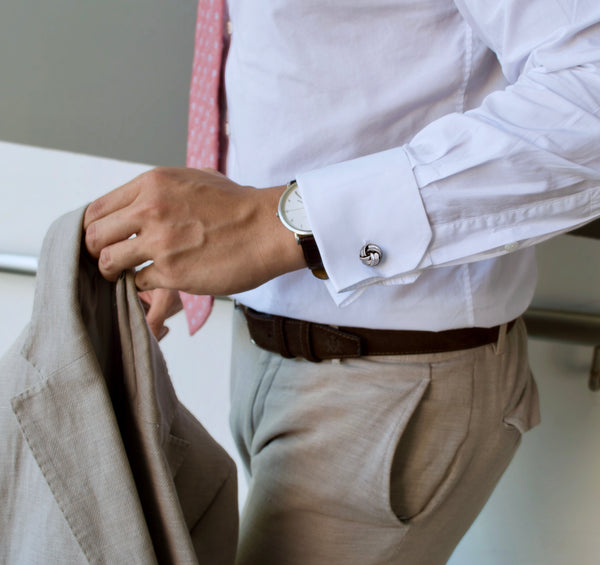 Let's Talk About: The Gordian Knot Cufflinks