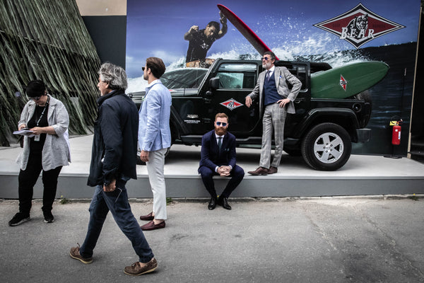 Pitti Uomo 96: The Adventure Continues