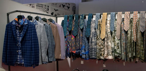 Stefano Cau Pitti Uomo94 new shirts