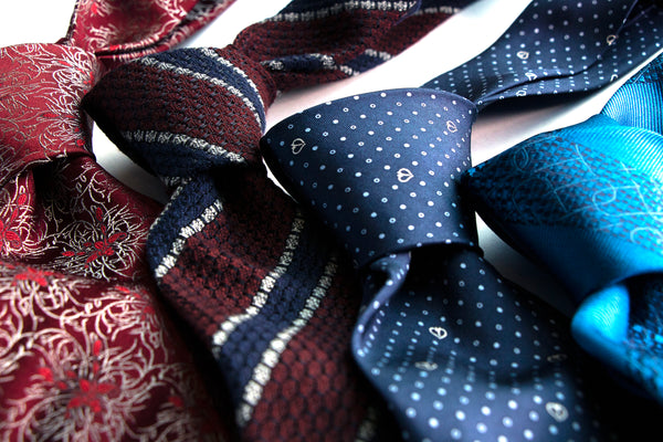 Corporate Tie Customisation