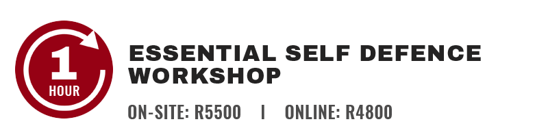 1 Hour Corporate Self Defence Workshop