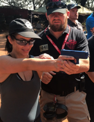 Krav Maga shooting