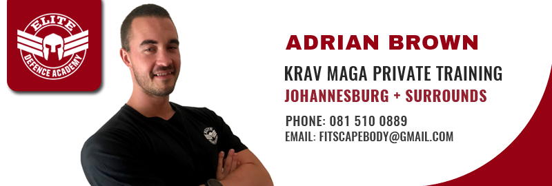 krav maga personal training