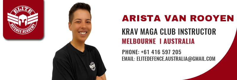krav maga in melbourne