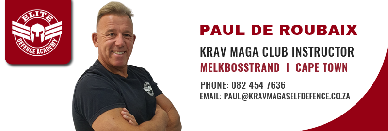 krav maga in cape town