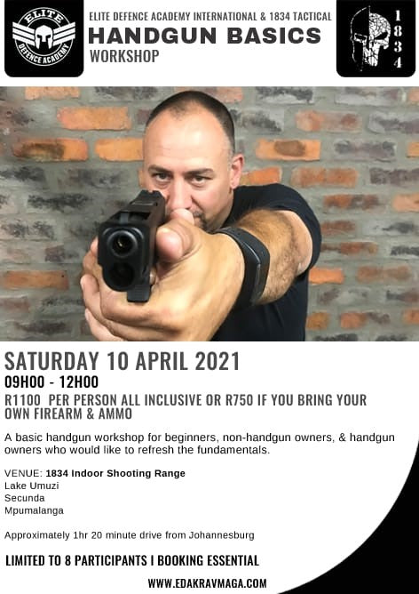 handgun basics workshop