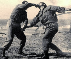 Early Krav Maga