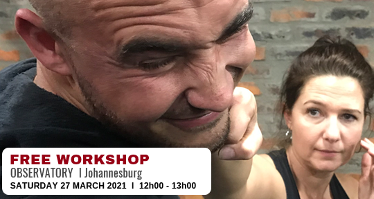 Free Krav Maga Workshop in Observatory Johannesburg