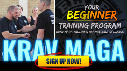 Krav Maga beginner course