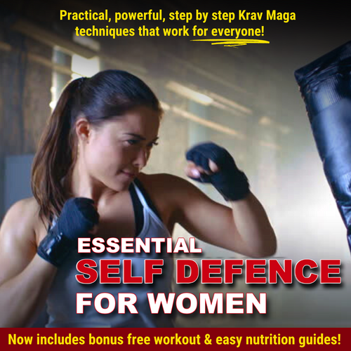 Essential Self Defence For Women (Video)