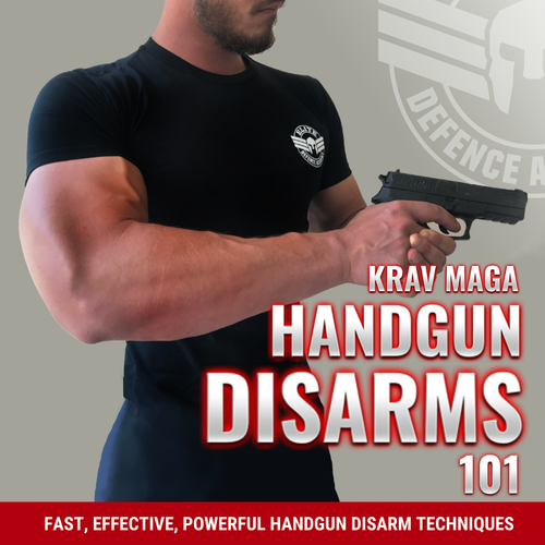 Krav Maga Handgun Disarms 101 (video)