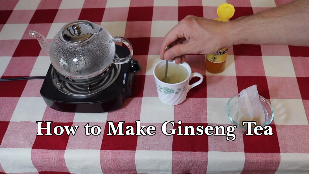 How to Make Ginseng Tea In 5 Easy Steps