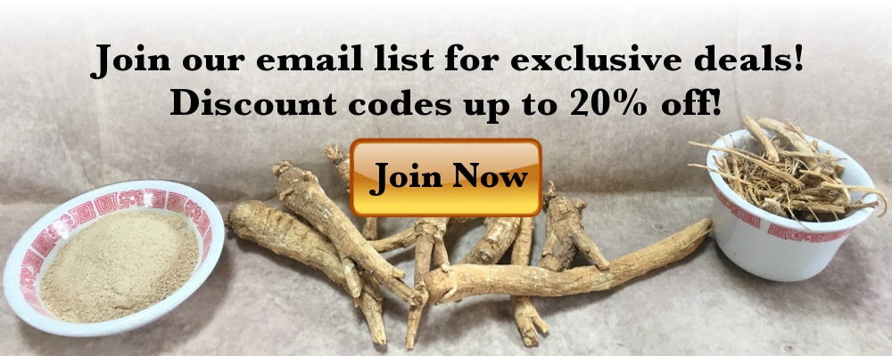 Join our email list for exclusive deals! Discount codes up to 20% off!