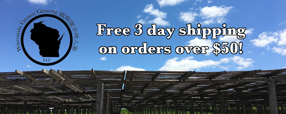 Free 3 Day Shipping On Orders Over $50!