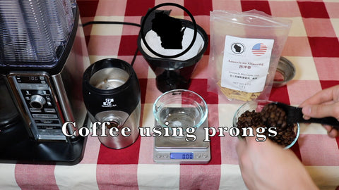 How to Brew Ginseng Coffee using Whole Ginseng Roots and Prongs