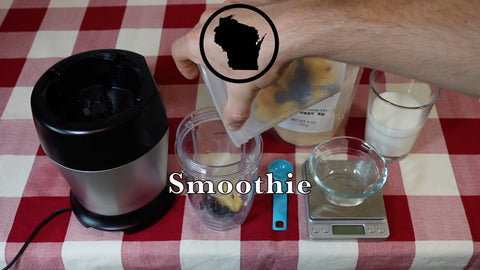How to Make a Ginseng Smoothie