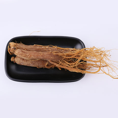 "Asian or Korean ""red"" ginseng"