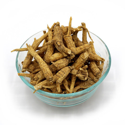 Wisconsin Grown American Ginseng Root Size Small