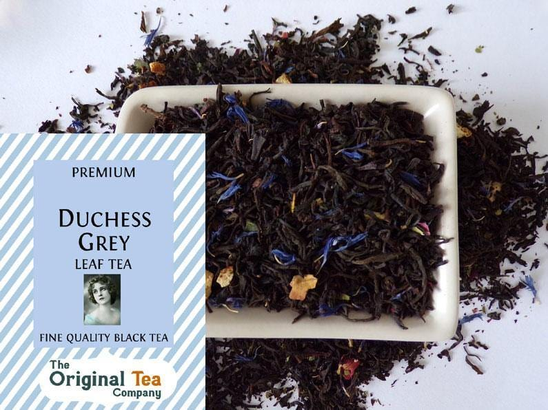Duchess Grey Tea - The Original Tea Company