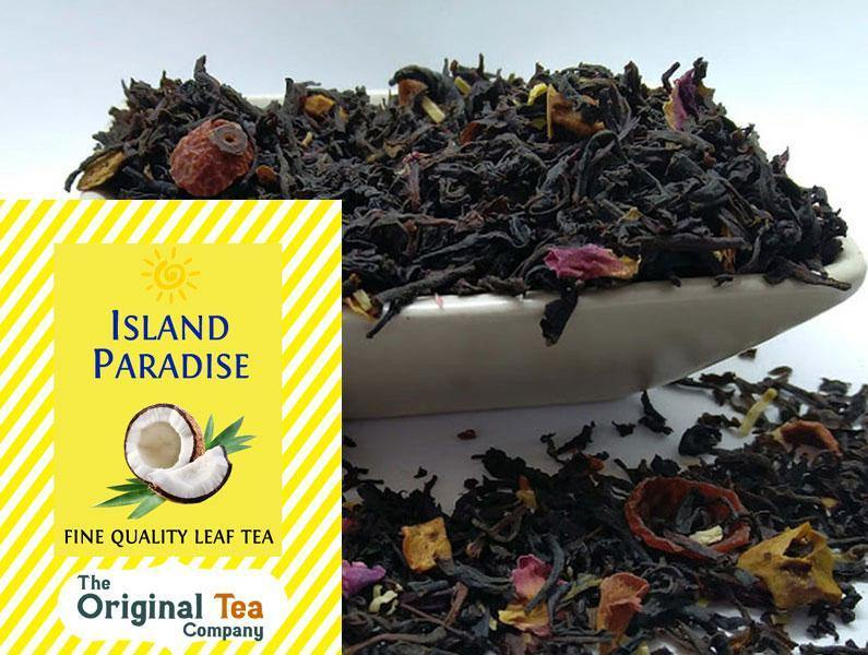 Island Paradise Tea - The Original Tea Company