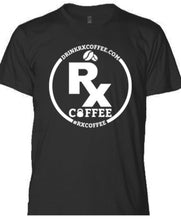 Men's Rx Coffee Black T (FREE SHIPPING U.S.A.)