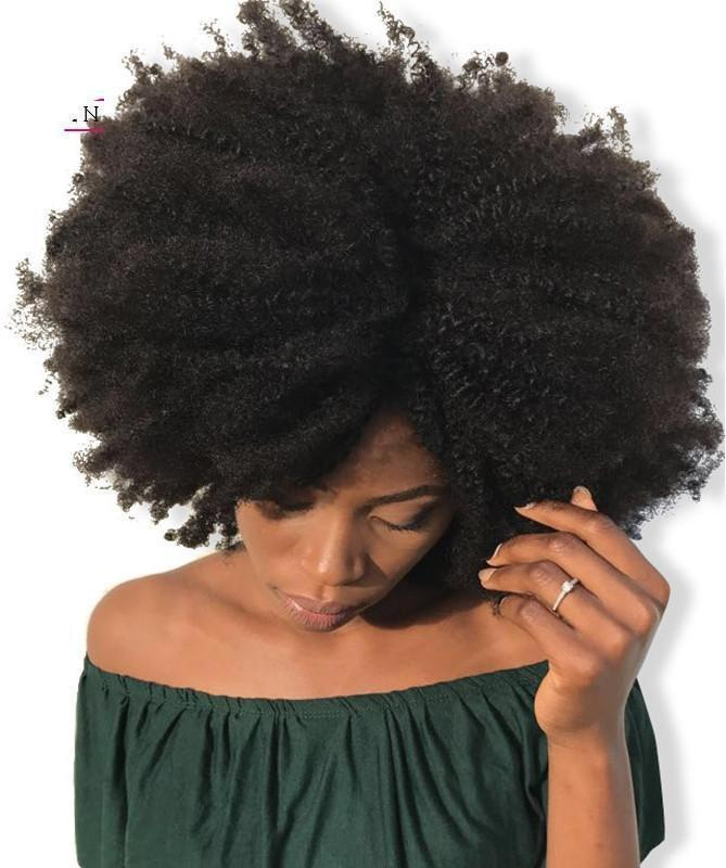 Afro Kinky Clip Ins Texture Queen