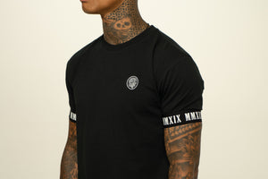 Black Signature T-Shirt
