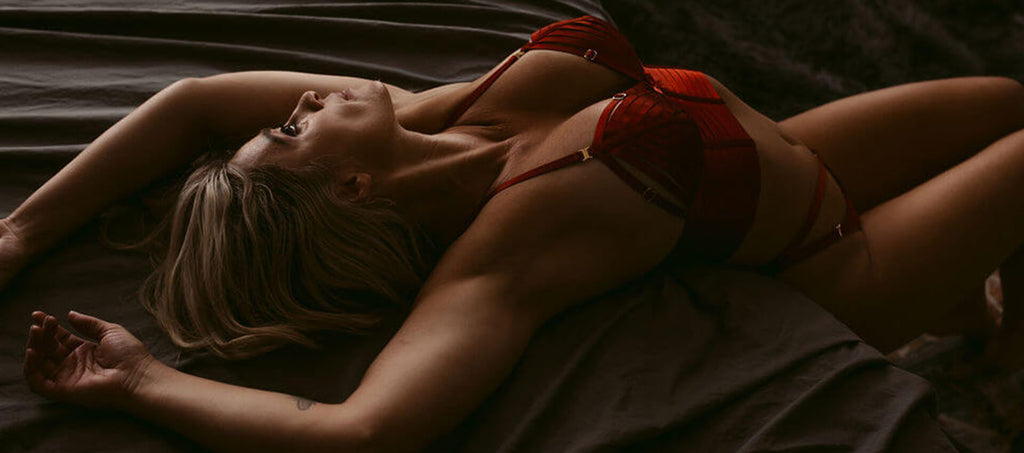 What to Expect from a Boudoir Photoshoot