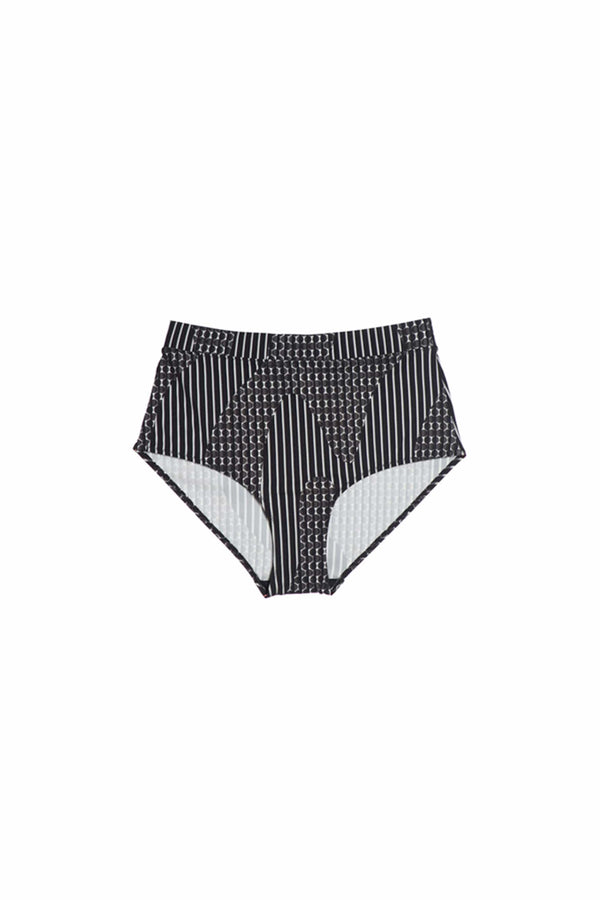 Roxy High Waist Bikini Bottom