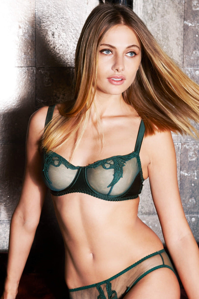 Huntress Balcony Bra