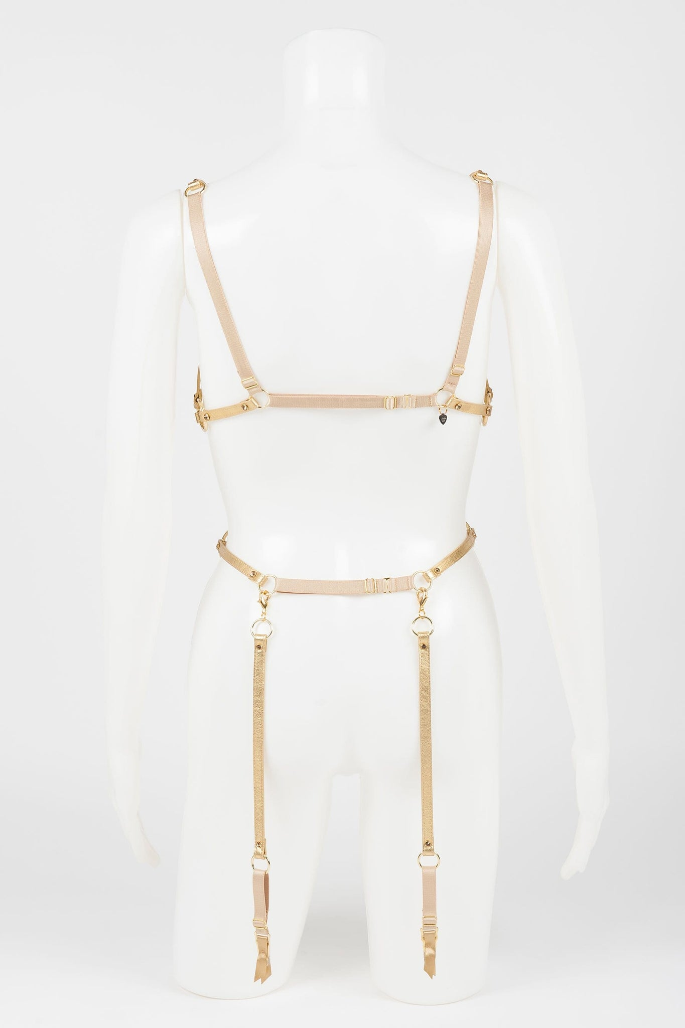 Champagne Playsuit