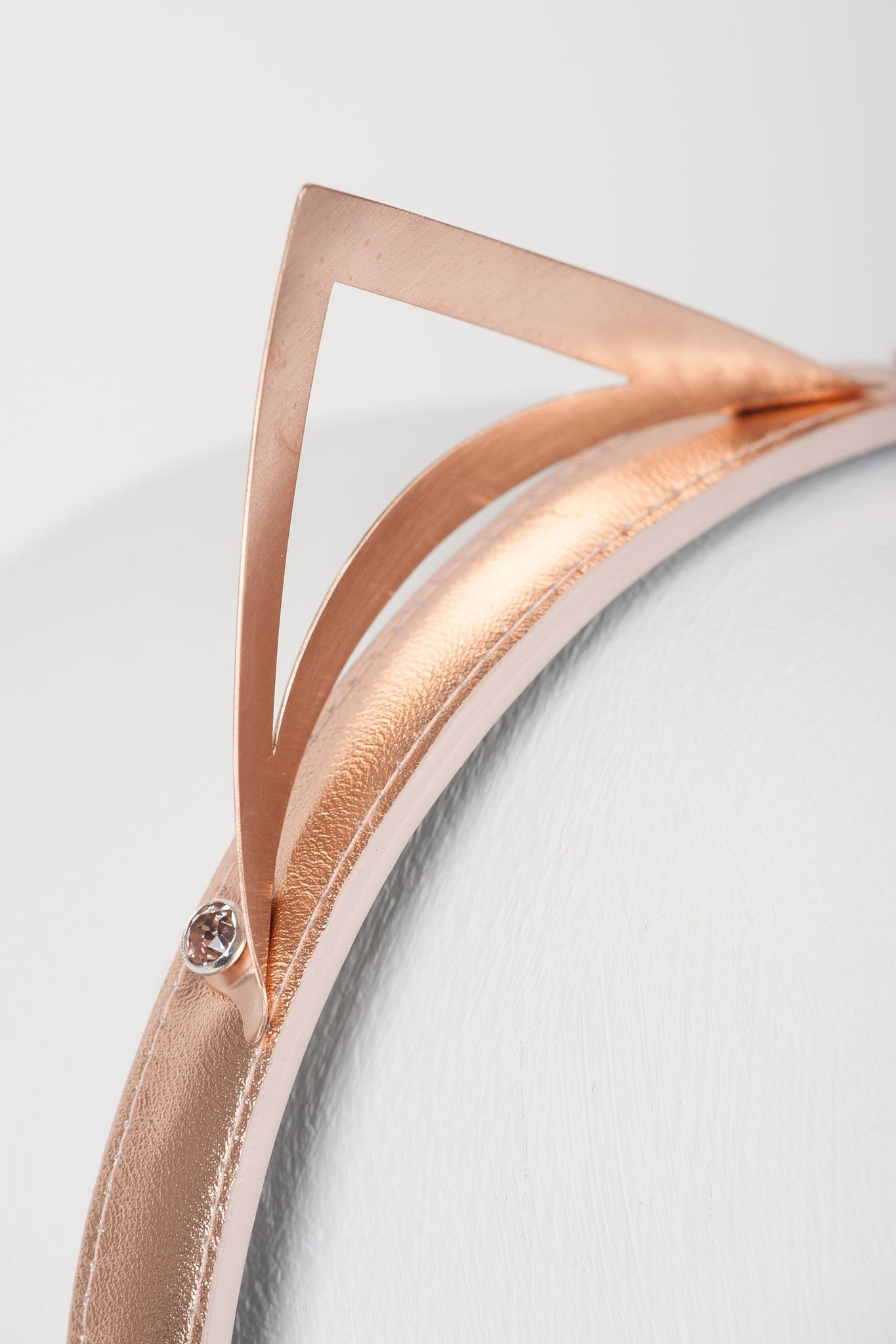 Lolita Rose Gold Headband