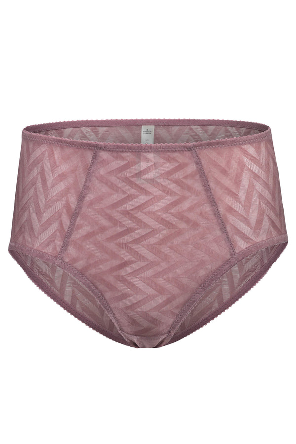 Vega High Waist Brief