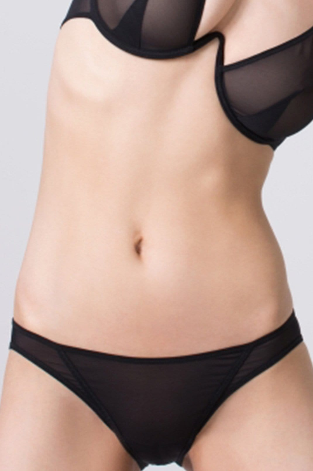 black Float Ride Brief from La Fille d'O