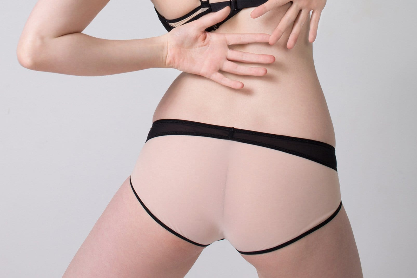 Hot Blind boy short style briefs from La Fille d'O