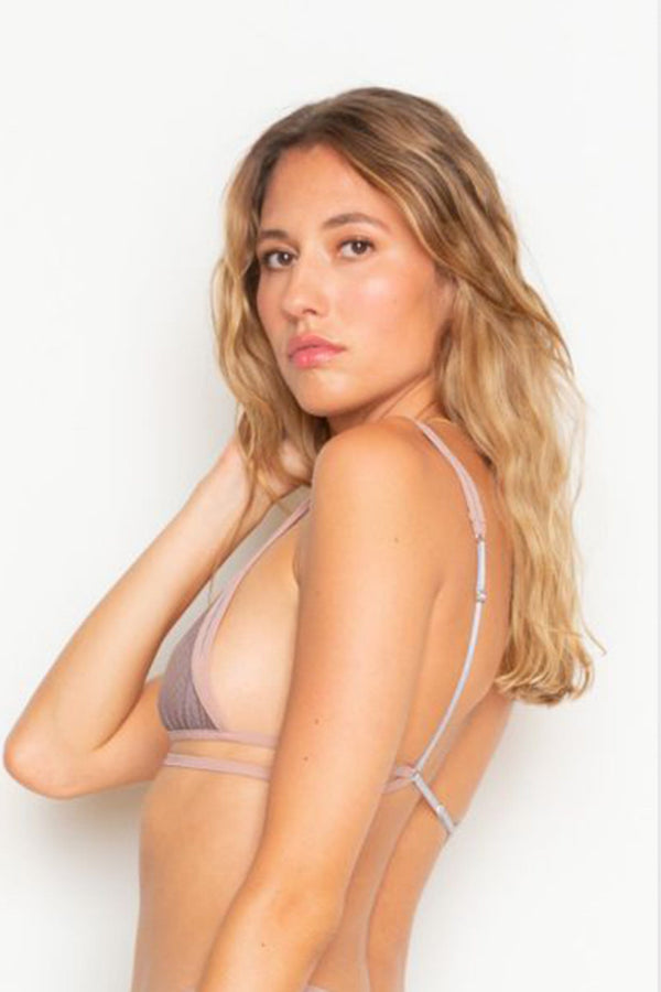 Powder Room Triangle Bralette