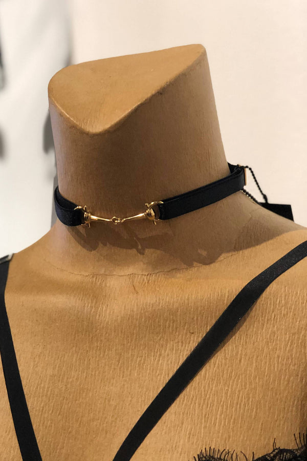 Gold Johnny Choker