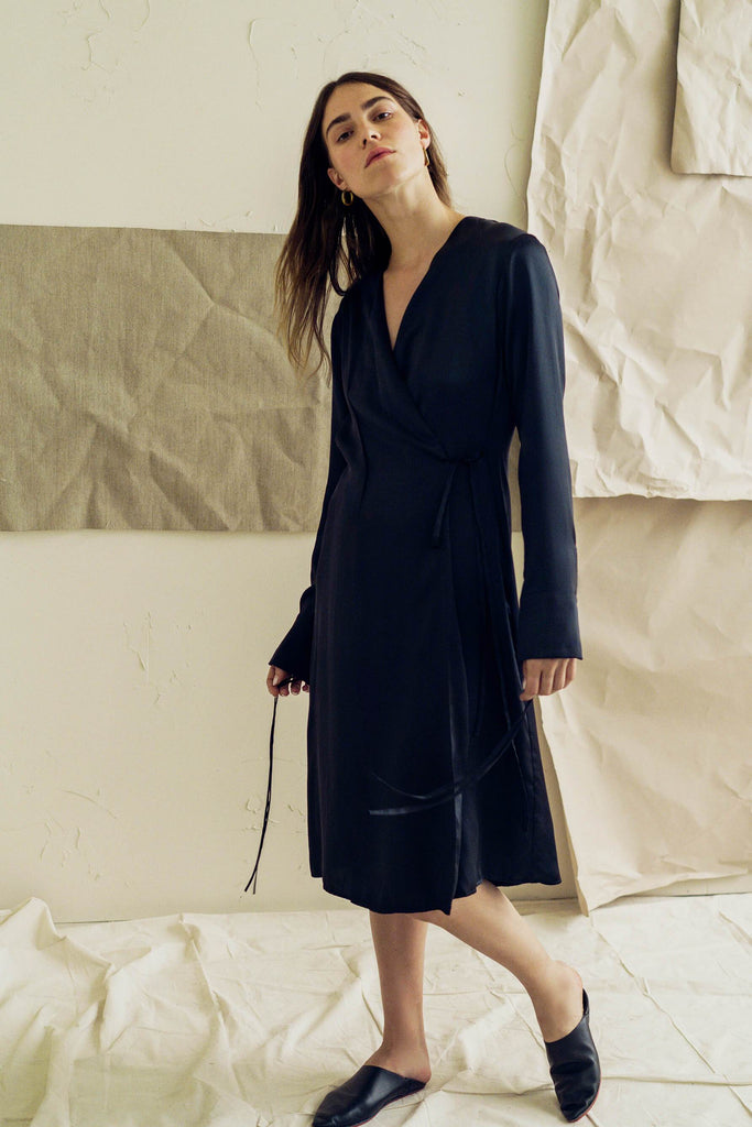 Ereni Wrap Dress