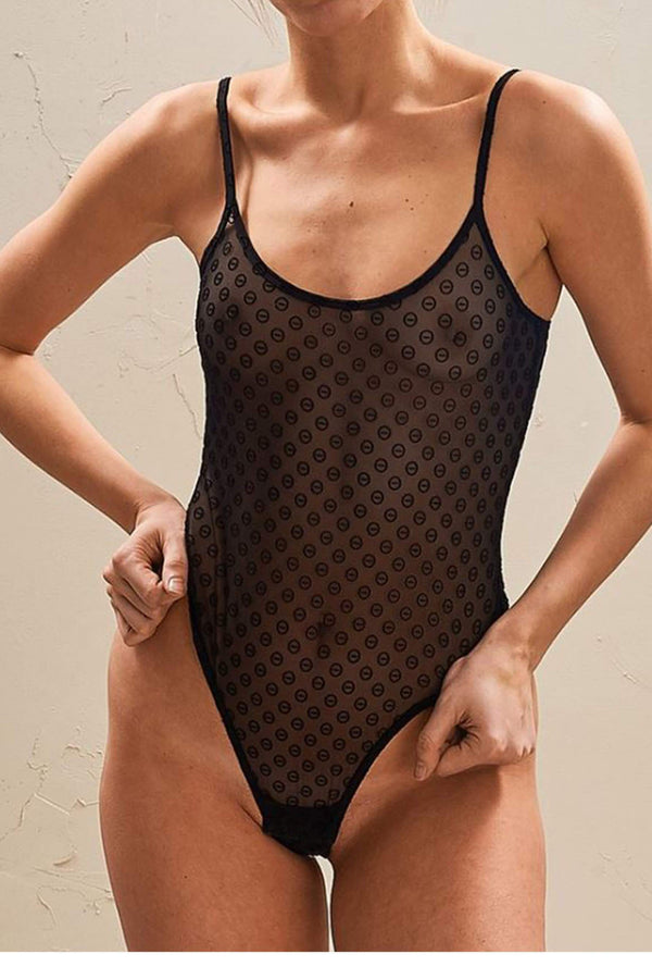 Eros Thong Bodysuit from The Great Eros
