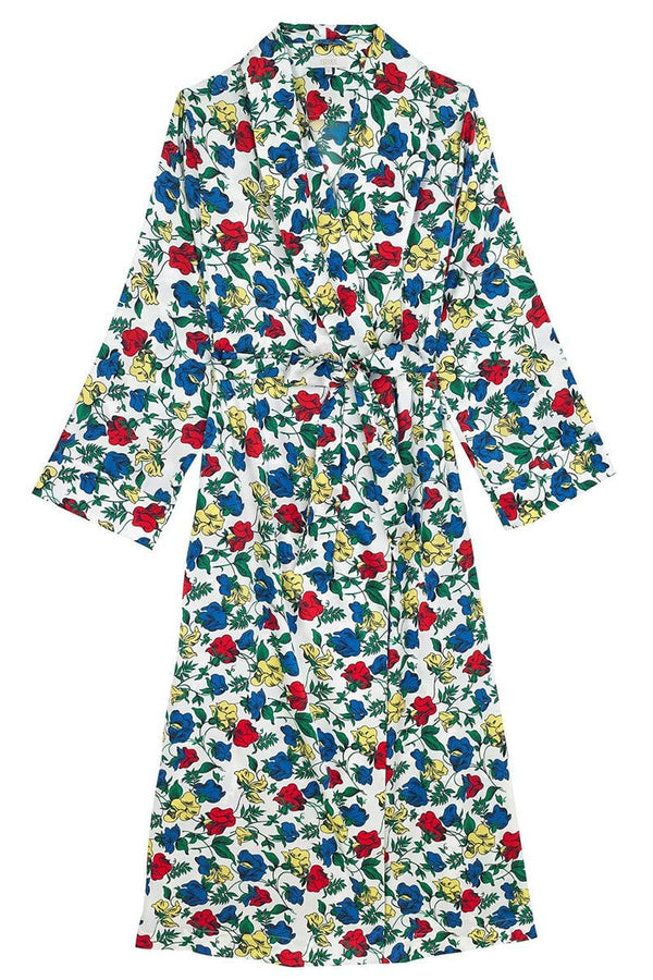Meadow Dakota Vine Dressing Gown