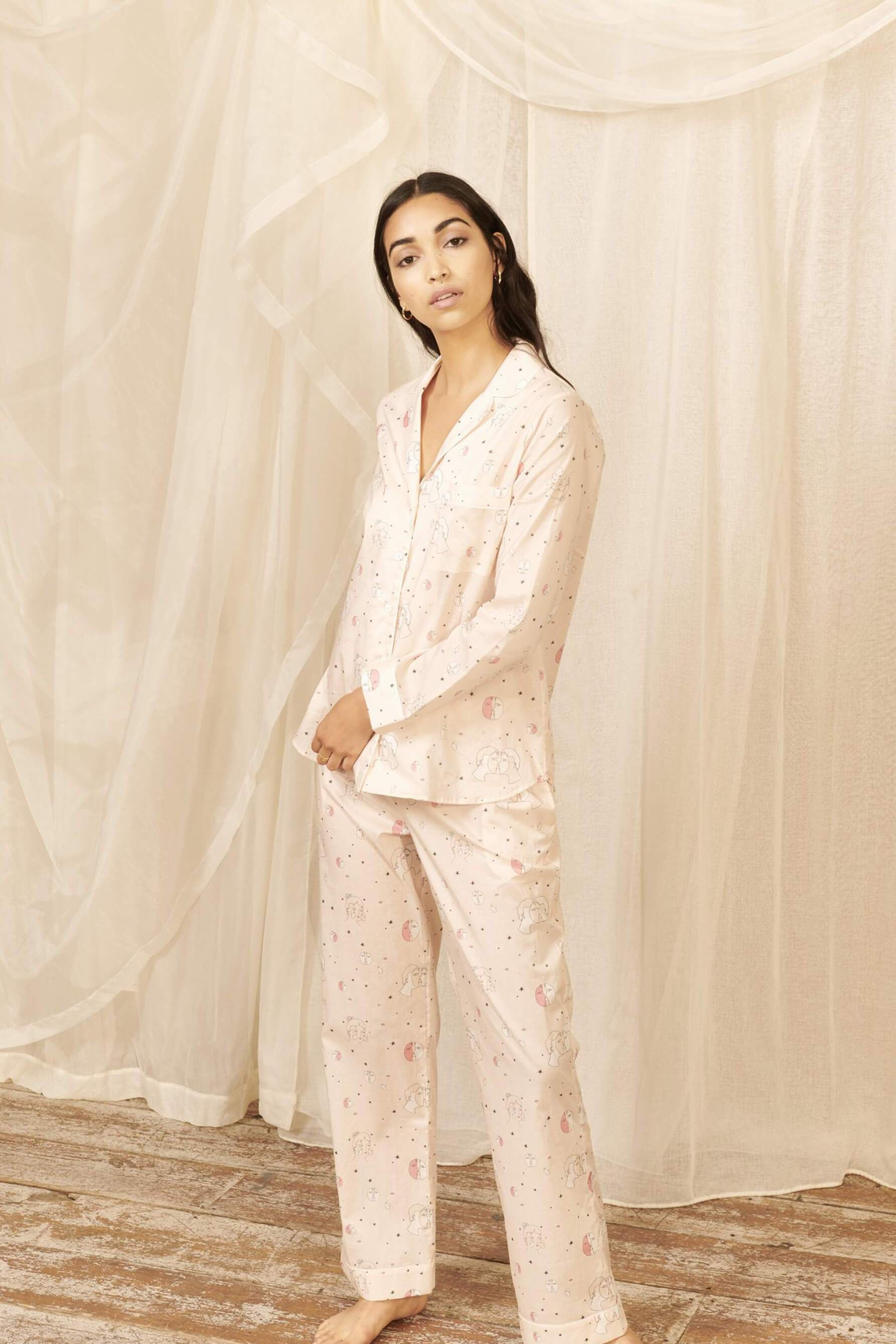 The Lovers Cotton PJ Set