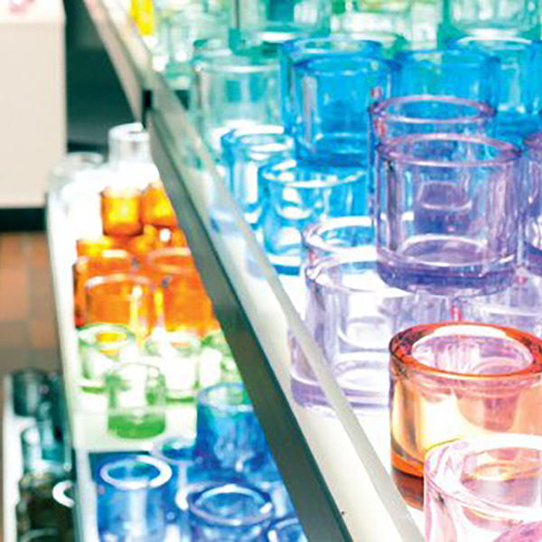 The heyday of art glass