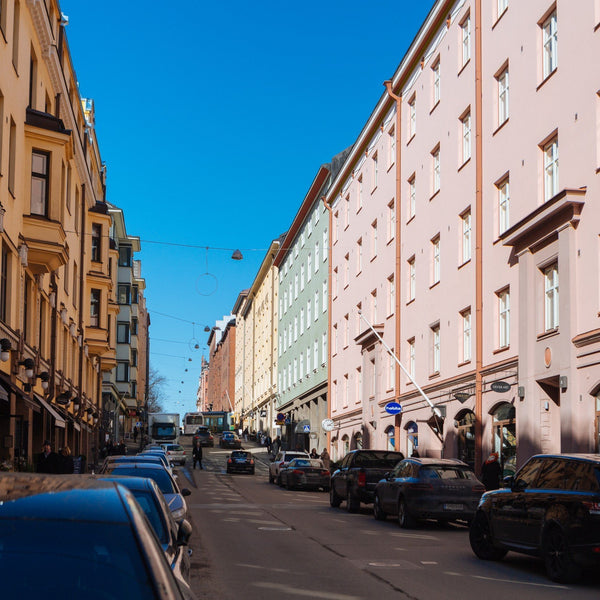 Free Parking in Helsinki & Other Tips