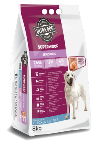 Ultra Dog Superwoof Senior