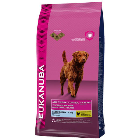 Eukanuba Weight Control Adult Large Breed