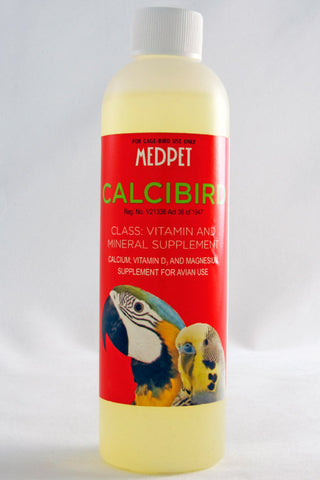 Class vitamins and mineral supplements for birds
